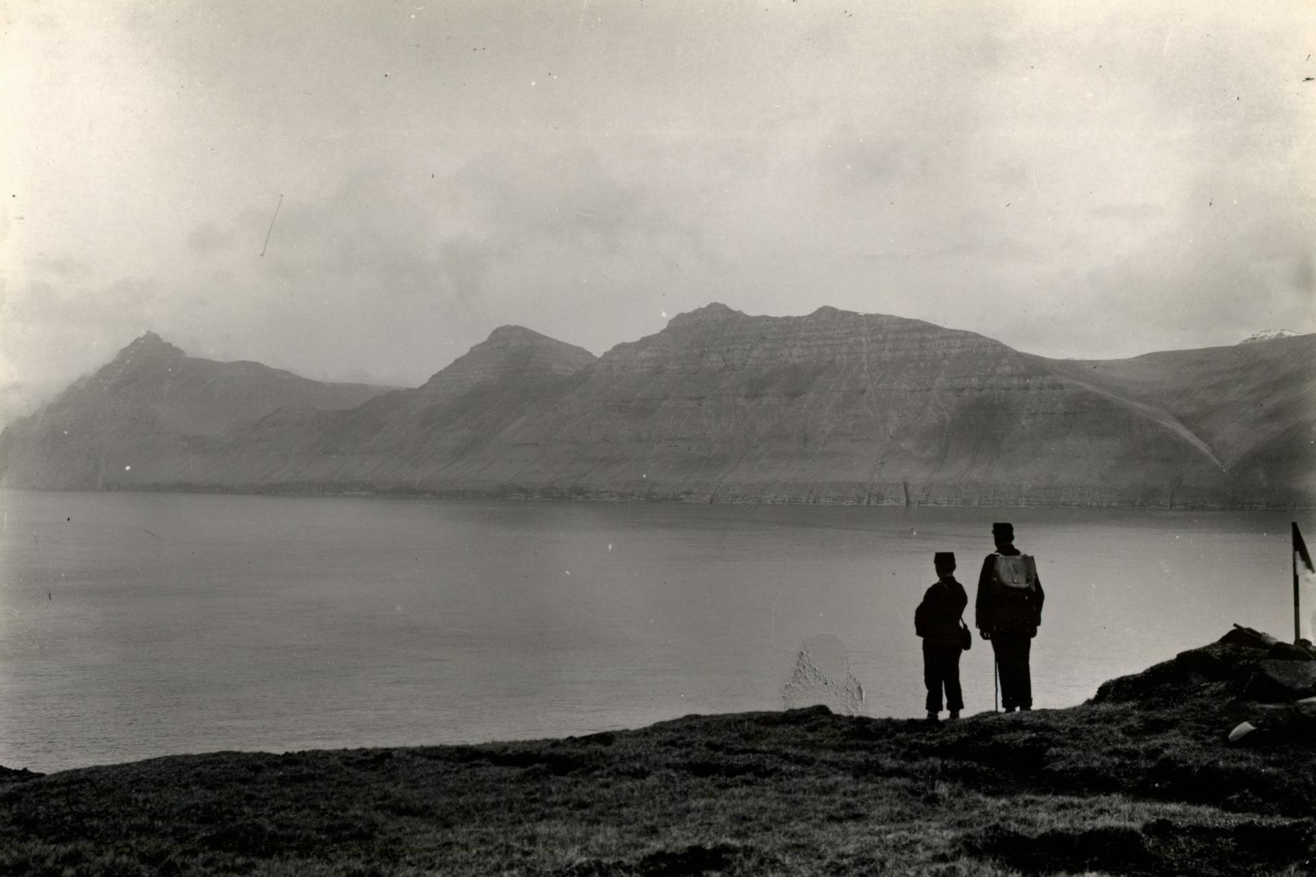 Kallsoy i Færøerne